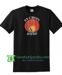 St Croix American Paradise T Shirt Maker Cheap