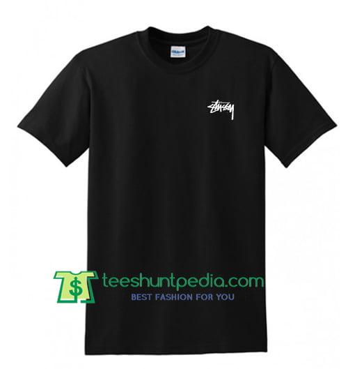 Stussy Logo T Shirt Maker Cheap