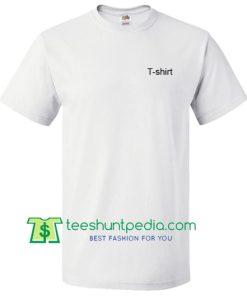 T-shirt Font Logo T Shirt Maker Cheap
