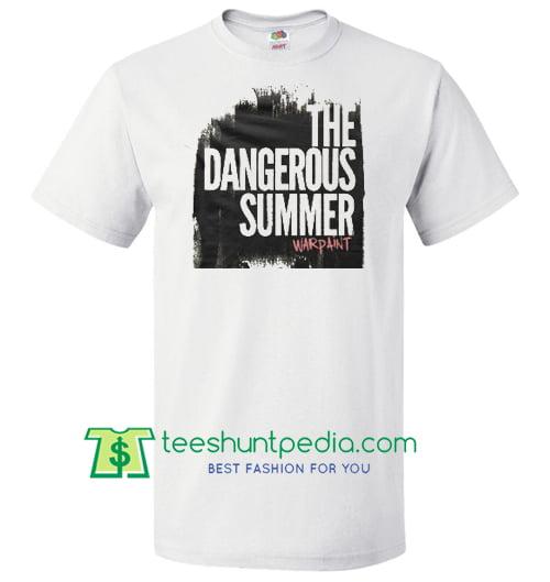 The Dangerous Summer Album by The Dangerous Summer Music Shirt Maker Cheap