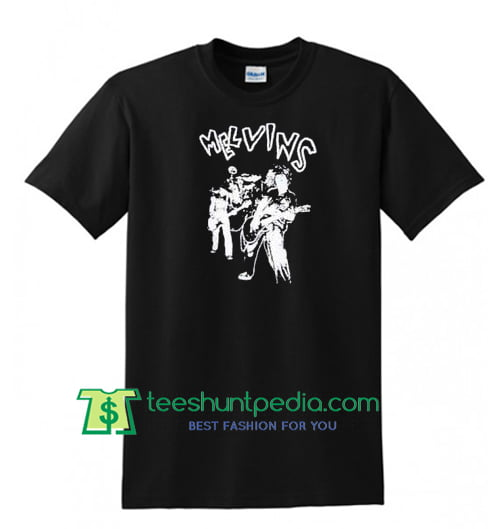 The Melvins Band Punk Retro T Shirt Maker Cheap
