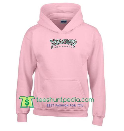 10c01fd60419 Buy Thrasher Roses Hoodie Maker Cheap from teeshuntpedia.com