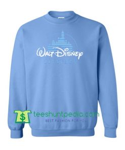 Walt Disney Pictures Sweatshirt Maker Cheap