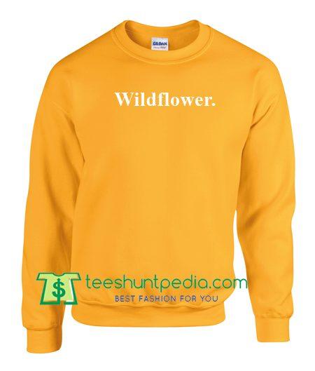 WildFlower Sweatshirt Maker Cheap