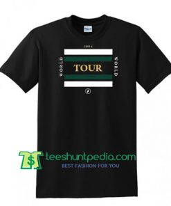World Tour 1996 T Shirt Maker Cheap