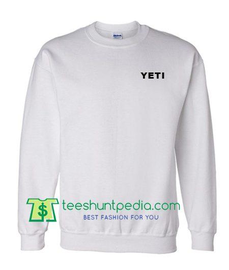 Yeti Sweatshirt Maker Cheap