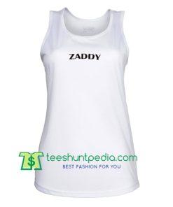 Zaddy Tank Top Maker Cheap