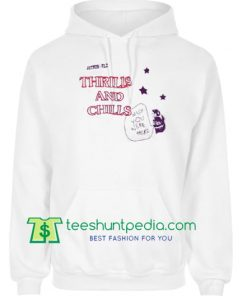 Astrowold Thrills and Chills Hoodie Maker Cheap