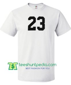 23 Jordan T Shirt gift tees adult unisex custom clothing Size S-3XL