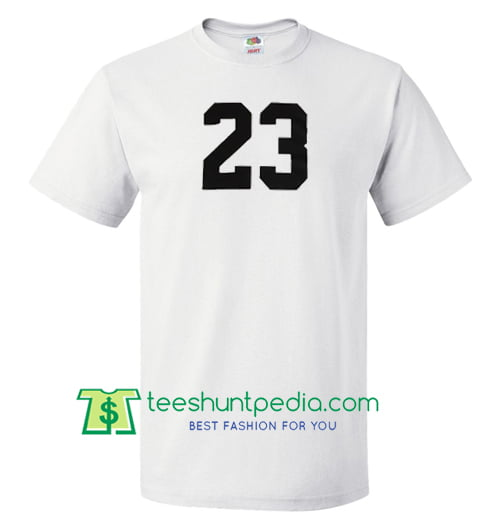 23 Jordan T Shirt gift tees adult unisex custom clothing Size S-3XL