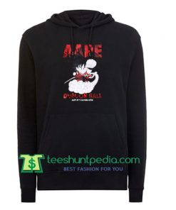 Aape Dragon Ball Hoodie Maker Cheap