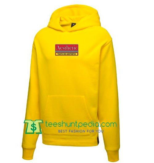 Aesthetic Logo Hoodie Maker Cheap