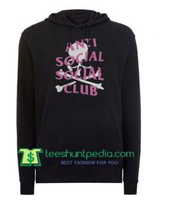 Anti Social Social Club Skull Hoodies Maker Cheap