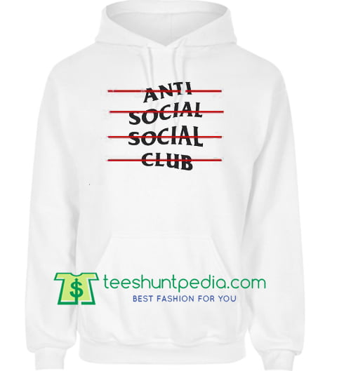 Anti Social Social Line Hoodies Maker Cheap
