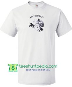 Bittersweet Flower T Shirt gift tees adult unisex custom clothing Size S-3XL