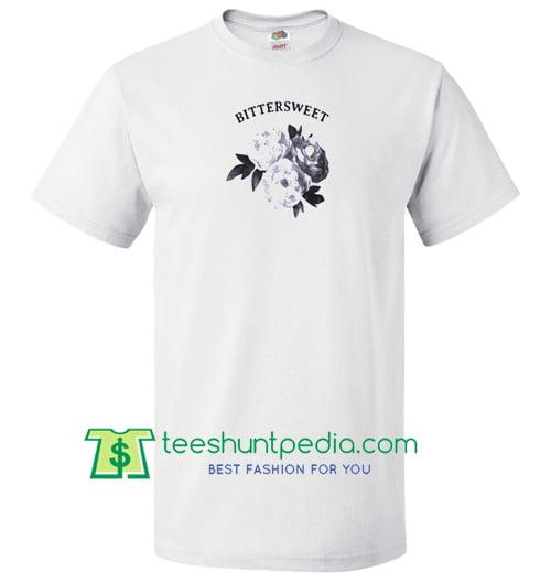 Bittersweet Flower T Shirt gift tees adult unisex custom clothing Size S-3XL