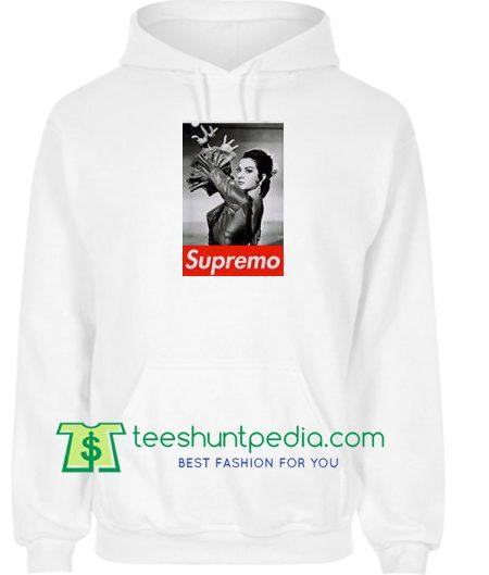 Camiseta LOLA SUPREMO Supreme Hoodie Maker Cheap