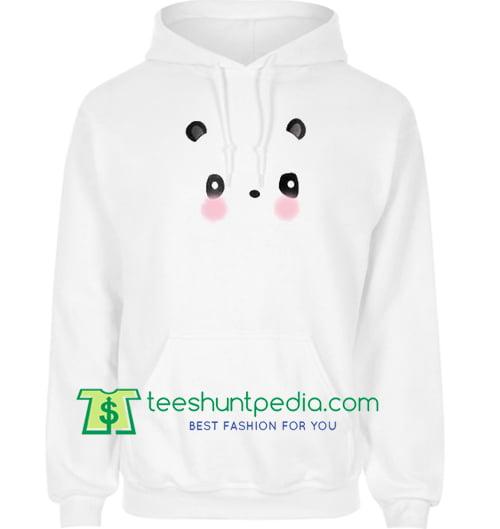 Cute Panda Face Hoodie Maker Cheap