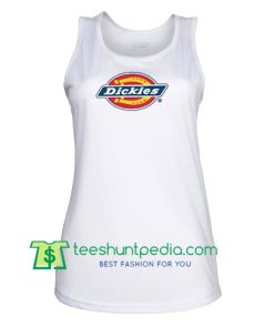 Dickies Horsehoe Tanktop gift shirt unisex custom clothing Size S-3XL