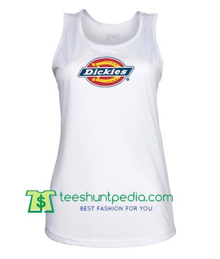 Dickies Horsehoe Tanktop gift shirt unisex custom clothing Size S-3XL
