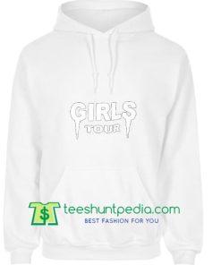 Girls Tour Hoodie Maker Cheap