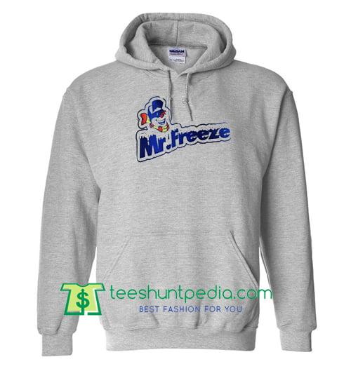 Mr Freeze Hoodie Maker Cheap