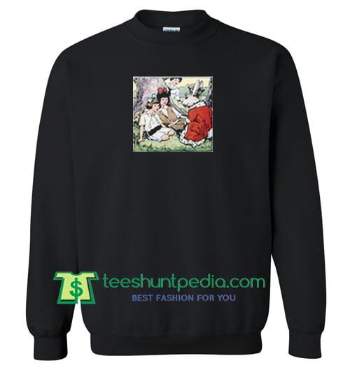 Rabbit Stories Sweatshirt Maker Cheap