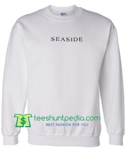 Seaside Turquoise Sweatshirt Maker Cheap