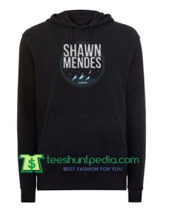 Shawn Mendes Youth Block Hoodie Maker Cheap
