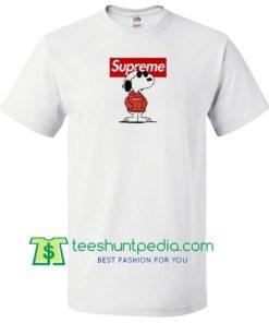 218c21dcc589 Snoopy Supreme x Louis Vuitton Stay Stylish Joe Cool T Shirt gift tees  adult unisex custom