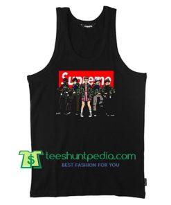 Stranger Things Bicycle Supreme Tank Top gift shirt unisex custom clothing Size S-3XL