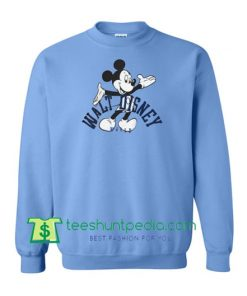 Walt Disney World Mickey Vintage Sweatshirt Maker Cheap