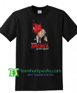 Whoopi Goldberg Make America Great T Shirt gift tees adult unisex custom clothing Size S-3XL