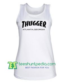 Young Thug X Thrasher Tank Top gift shirt unisex custom clothing Size S-3XL