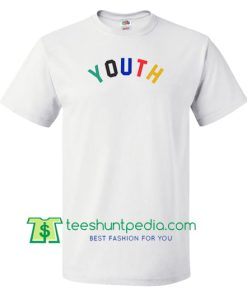 Youth Rainbow T Shirt gift tees adult unisex custom clothing Size S-3XL