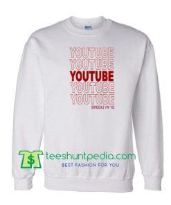 Youtube Brooklyn 18 Sweatshirt Maker Cheap