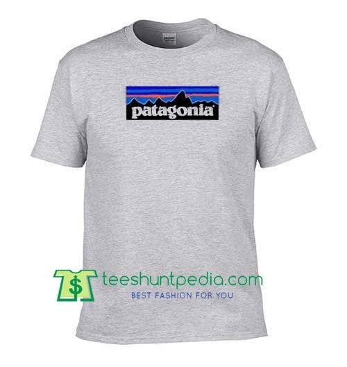 Patagonia T Shirt gift tees adult unisex custom clothing Size S-3XL