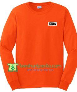 12Nov Sweatshirt Maker Cheap