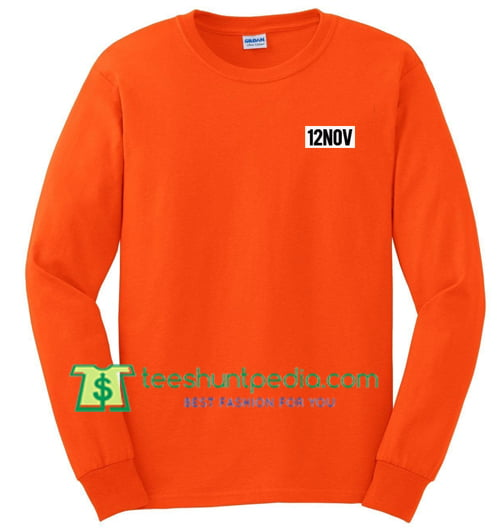 12Nov Sweatshirt Maker Cheap