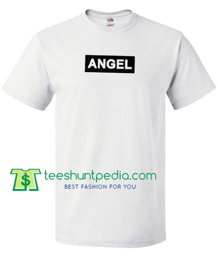 ANGEL T Shirt gift tees adult unisex custom clothing Size S-3XL