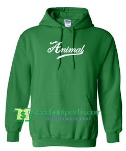 Animal Font Hoodie Maker Cheap