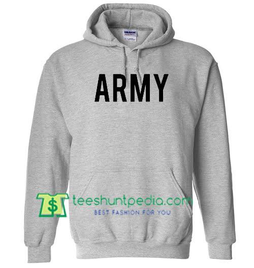 Army Hoodie Maker Cheap
