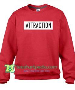 Attraction Sweatshirt Maker Cheap