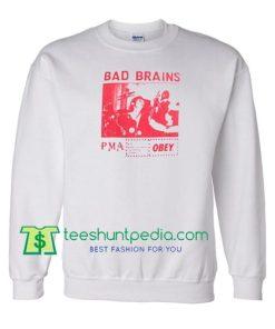 Bad Brains Sweatshirt Maker Cheap