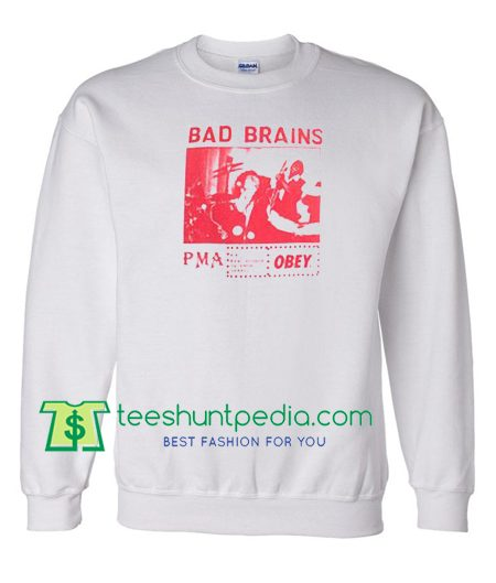 Bad Brains Sweatshirt Maker Cheap