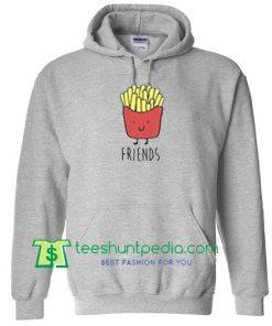 Best Friend Potatoes Hoodie Maker Cheap