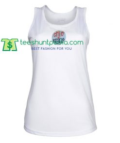 Chio Rebels Tank Top gift shirt unisex custom clothing Size S-3XL