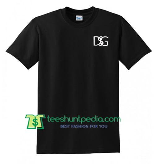 Dsg Logo T Shirt gift tees adult unisex custom clothing Size S-3XL