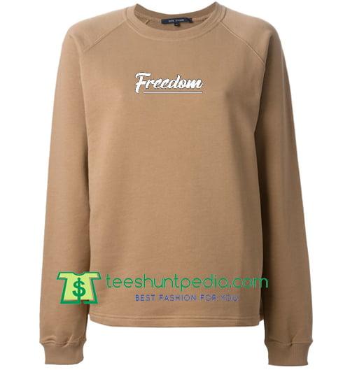 Freedom Sweatshirt Maker Cheap
