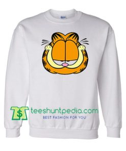 Garfield Cat Cartoon Sweatshirt Maker Cheap